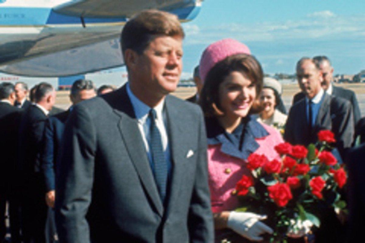 JFK A Rising tide lifes all boats