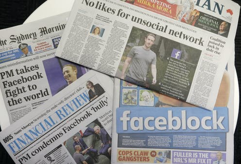 When Facebook cancelled the News